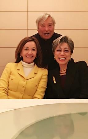 朝倉さん 三浦さんと加藤さん