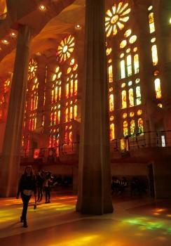 癒しのバルセロナ 聖堂