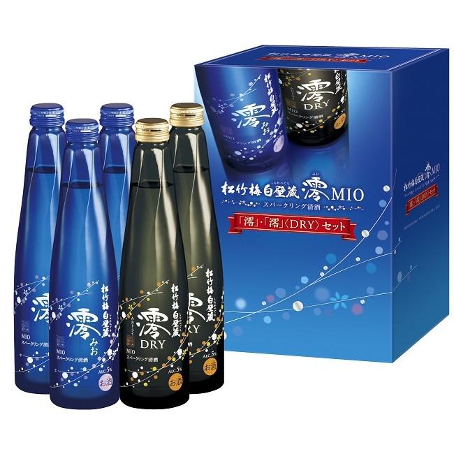 宝酒造 松竹梅白壁蔵「澪」・「澪」<DRY>のセット
