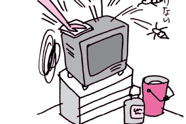 気が散らないように集中力を上げたい!/林 秀靜さんの「おそうじ風水」