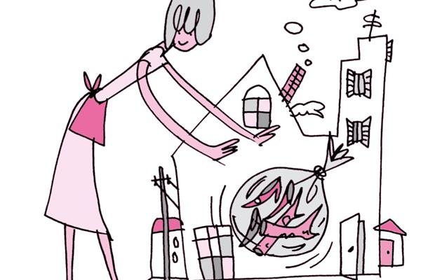 つきあっている人とすっきり別れたい①思い出の品を捨てる/林 秀靜さんの「おそうじ風水」