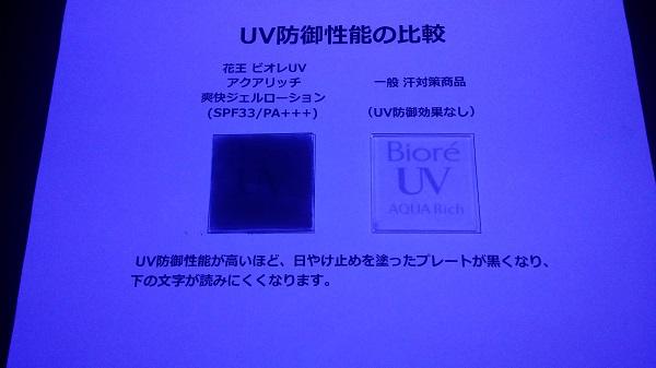 【差替え希望】UV防御性能の比較600
