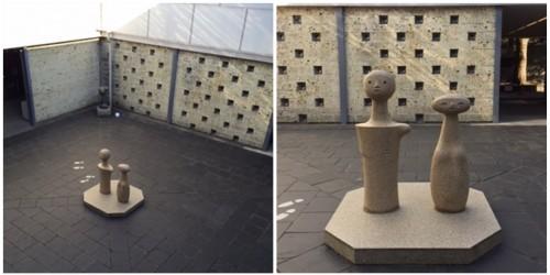 小暮鎌倉カマキン中庭