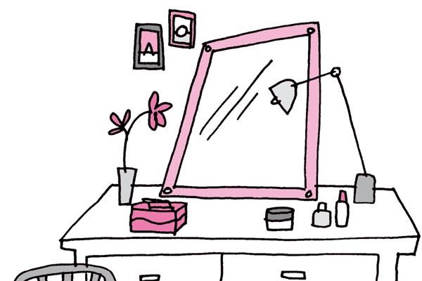 メイクスペースを整えればお金の管理が上手に/林 秀靜さんの「おそうじ風水」