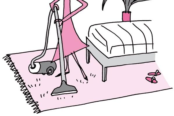 パートナーと仲直りがしたい②床の工夫と清潔感で良い気を巡らす/林 秀靜さんの「おそうじ風水」