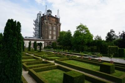 井原さん 庭園