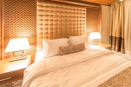 清潔で淡い色の寝具で不眠を解消!/林 秀靜さんの「おそうじ風水」