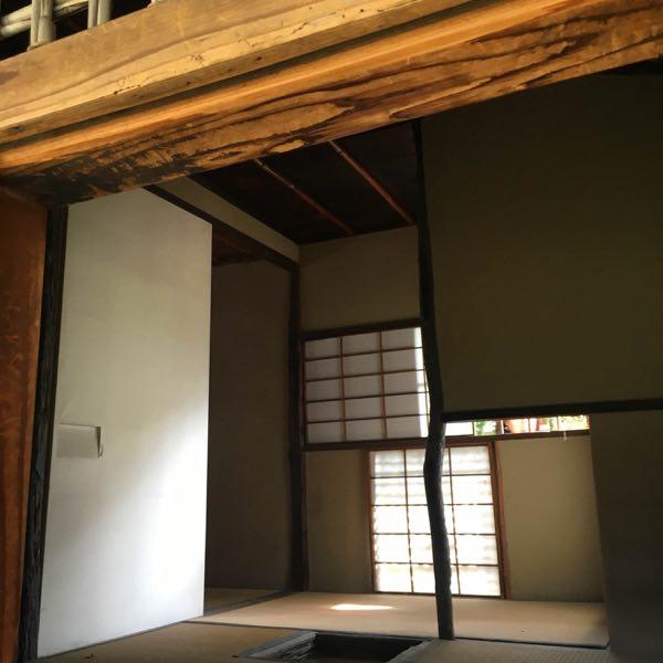いく子京都 建仁寺茶室