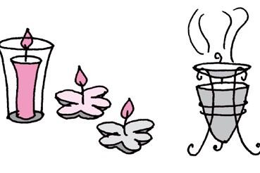 運気を上げる風水小物⑤【鏡・お香】/林 秀靜さんの「おそうじ風水」