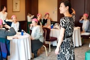 「かっさでみるみる小顔&美肌術セミナー」が開催されました!