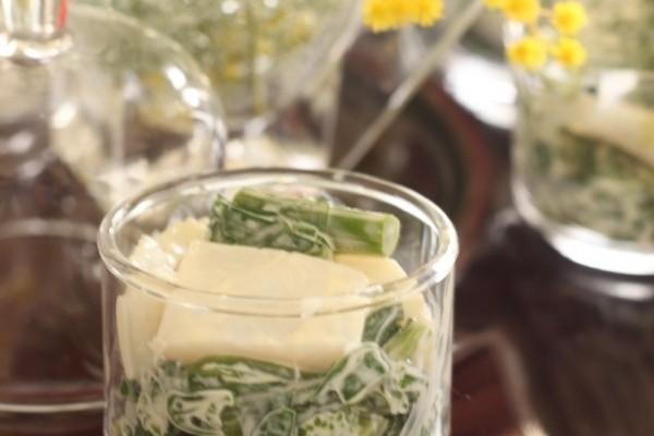 春の味覚「菜の花」でアンチエイジング!