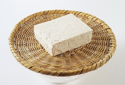 豆腐の水切り ふんわりツルルン ざる