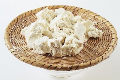 豆腐の水切り しっとりホロホロ 盆ザル