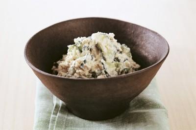 豆腐の水切り ねっとりトロトロ 白あえ