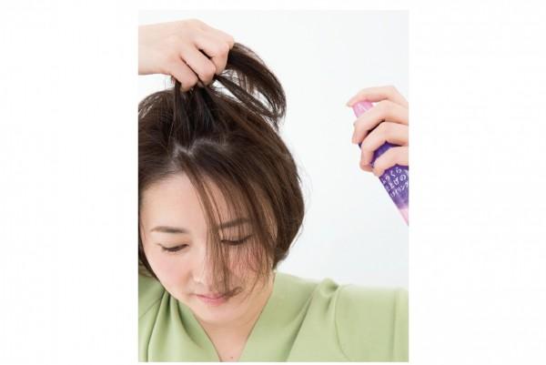 髪と頭皮のために今すべきこと10/<その6>軽やかに決まる!ボリュームアップスプレー①