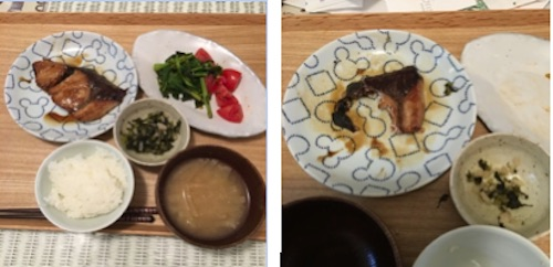 クックパッド ダイエットラボ 食事2