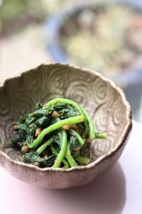 スーパーフードと伝統野菜のコラボレシピ