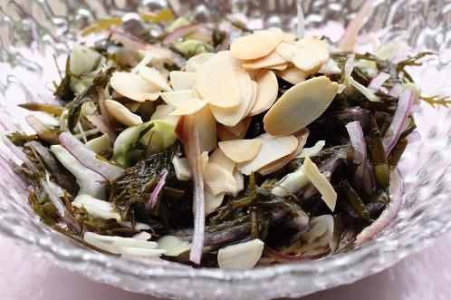 免疫力アップ&ダイエット効果で話題の海藻「アカモク」