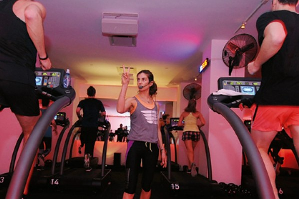衰えがちな筋肉を鍛え直す! NYの最新フィットネス事情②マイル・ハイ・ラン・クラブ