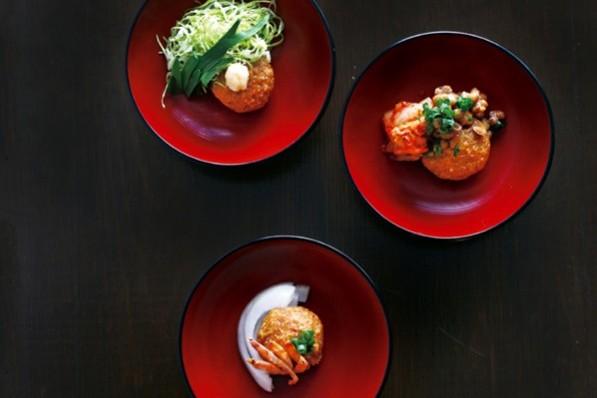 美腸ケア12  食物繊維と乳酸菌をとる方法③だし味噌で野菜味噌汁「ねばねば」「にんにく」「春の香味」