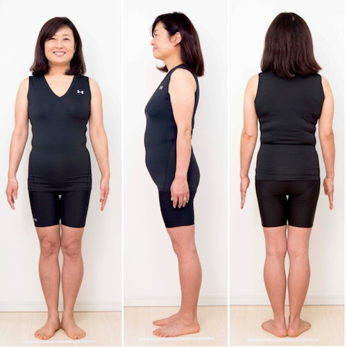 クックパッド ダイエットラボ 前回の体形写真