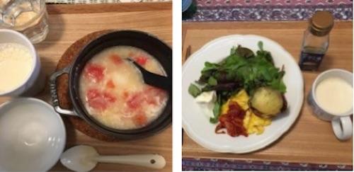 クックパッド ダイエットラボ 食事3