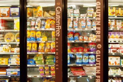 グルテンフリー 冷凍食品
