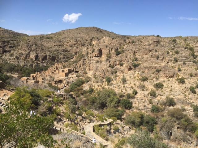 オマーン渓谷