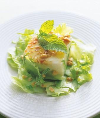 豆腐の実力 レシピ タイ風冷ややっこ