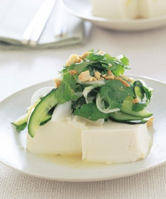 豆腐の実力 レシピ きゅうりと玉ねぎの冷ややっこ