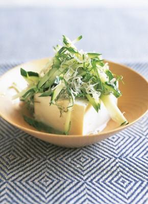 豆腐の実力 レシピ ごま風味やっこ