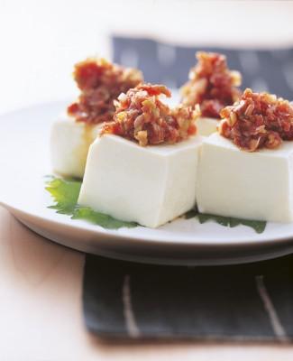 豆腐の実力 レシピ おかかやっこ