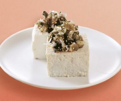 豆腐の実力 レシピ 冷ややっこ 漬け物