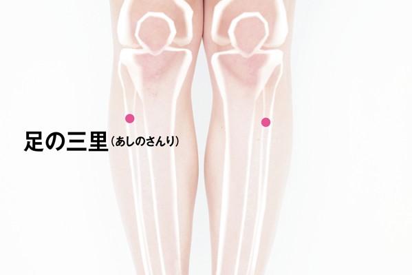 OurAge世代の美容にきくツボ④足のむくみ