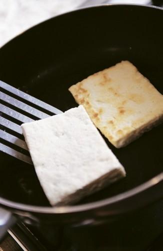 豆腐の実力 レシピ フライパン