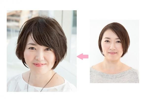 髪と頭皮のために今すべきこと10/<その10>「ウィッグ」で新鮮イメチェン!②