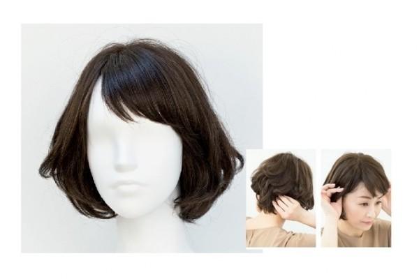 髪と頭皮のために今すべきこと10/<その10>「ウィッグ」で新鮮イメチェン!⑦