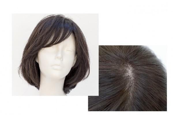 髪と頭皮のために今すべきこと10/<その10>「ウィッグ」で新鮮イメチェン!③