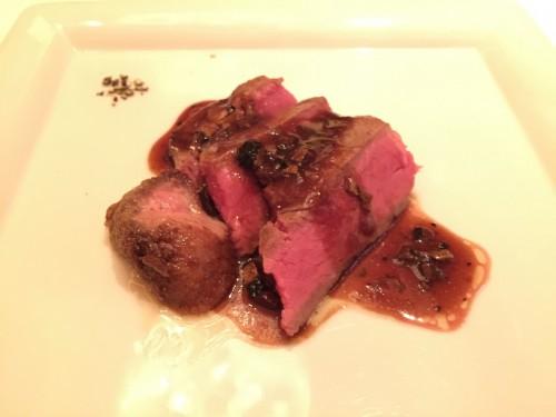 イタリアン メイン牛肉