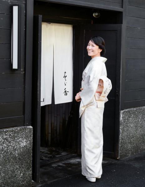 白大島の羽田美智子