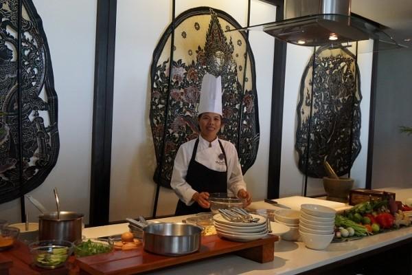 タイのクラビ「プーレイベイ・ア・リッツカールトン」 で薬膳スープを習いました!