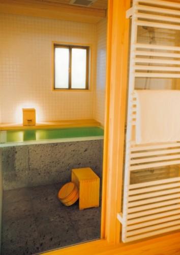 石井宏子さんのお風呂