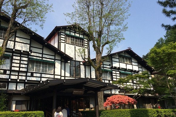 軽井沢女史旅、アート派もグルメ派も満喫