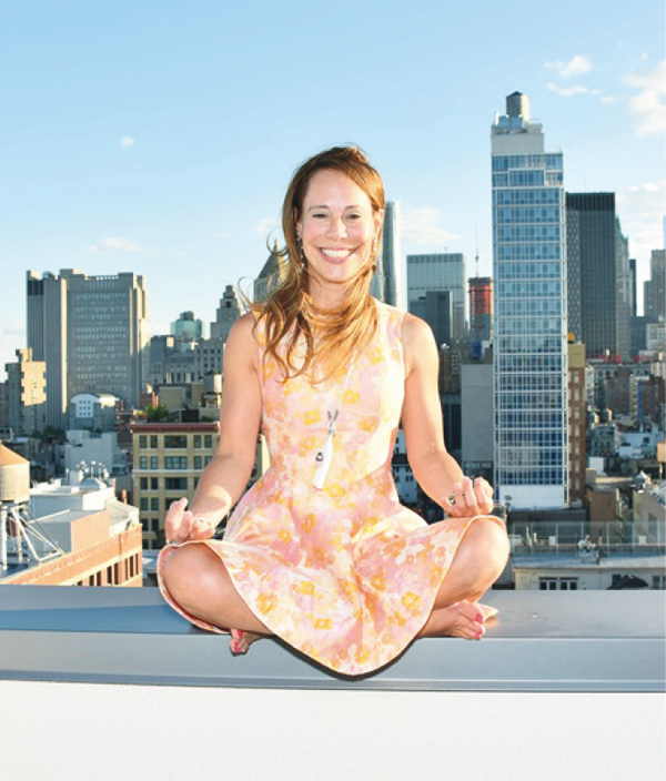 NYでは新スタイルの瞑想が大ブーム ①