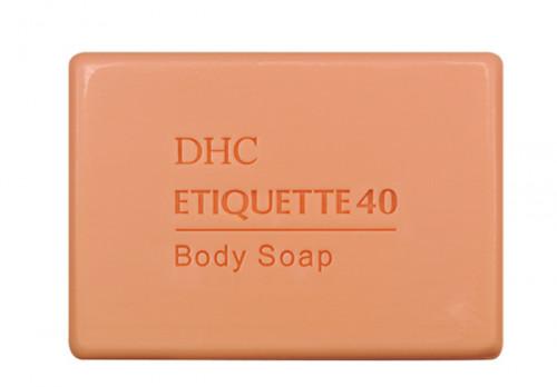 引き締め、清浄、殺菌、消毒の4つの効果で、汗臭や加齢臭を防止。保湿成分配合でしっとり滑らかな洗い上がり。40代以上の男女に。薬用エチケット40ボディソープ(医薬部外品) 120g ¥1,220/DHC