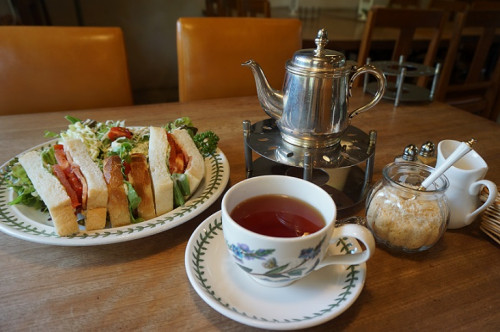北山紅茶館