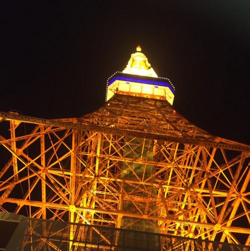 朝倉さん 東京タワー