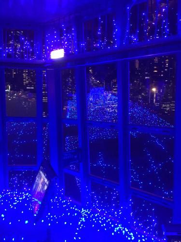 朝倉さん 東京タワー 天の川
