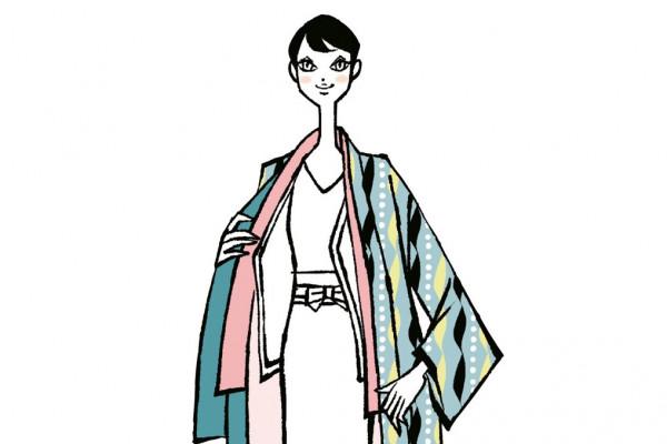 羽田美智子さんも納得。「着物暮らしに習う 美しい姿勢と所作」④冷えを防ぎ、体を整える