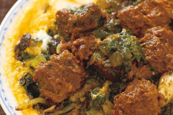 美味しい!タンパク質「羊肉」の名店①マトン「コチン・ニヴァース」